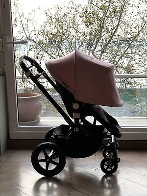 $490 • Buy Bugaboo Camelon 3 Stroller PinkCanopy With Newborn Bassinet Excellent Condition