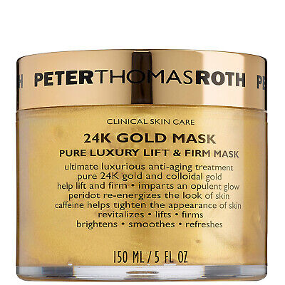 NEW Peter Thomas Roth 24K Gold Mask 150ml • 49.45£