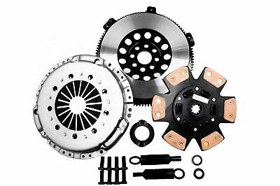 £367.99 • Buy Stage 3 Clutch & Lightened Flywheel For Bmw E36 M3 3.2 3.0 And Evo