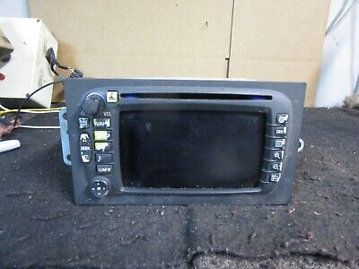 $145 • Buy 03 04 2003 Cadillac Escalade Yukon Radio Navigation CD Player Stereo 15204334