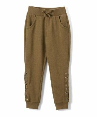 $11.99 • Buy Freestyle Revolution Girl's Jogger Sweat Pant,olive,check For Sizes