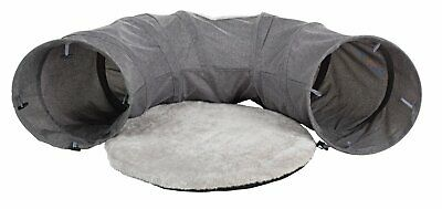 2-in-1 Cat Tunnel With Cushion • 14.99£