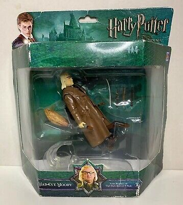 $25.44 • Buy Harry Potter Order Of The Phoenix Popco MAD-EYE MOODY Action Figure - NEW/SEALED