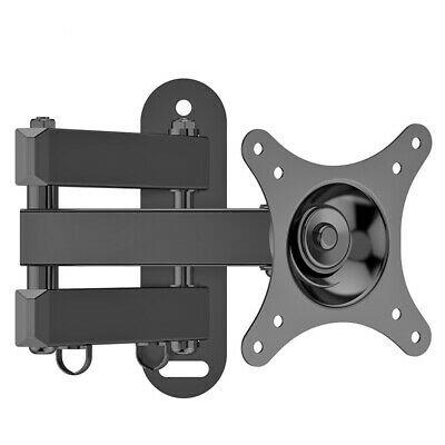 Universal Lcd Led Tv Pc Monitor Wall Mount Holder Rotatable Support • 38.60£
