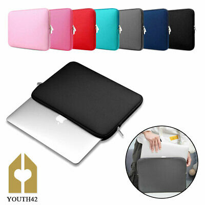 15 Bag Sleeve Case Cover Pouch For ACER, HP & LENOVO 14 Inch Laptop Notebook • 8.99£