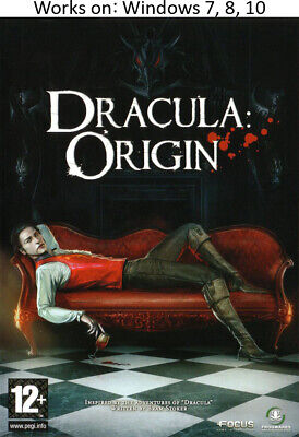 AU29 • Buy Dracula Origin PC Windows 7 8 10 More Games In Store