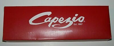 $14.39 • Buy NIB New Capezio 205 Daisy Leather Ballet Slippers Shoes Elastic Attached Girl