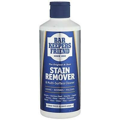 £4.30 • Buy Bar Keepers Friend Stain Remover 150g