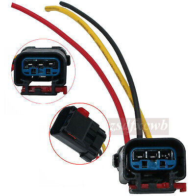 $7.09 • Buy Pigtail Connector Cam Crank Speed Sensor Harness For Neon Dodge Jeep S738