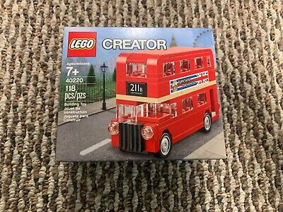 $ CDN29.33 • Buy LEGO Creator London Double Decker Bus Set