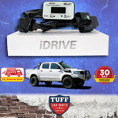 AU245 • Buy Toyota Hilux KUN26 2005 - 2015 IDrive WindBooster Electronic Throttle Controller