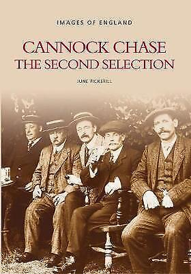 Cannock Chase: The Second Selection (Images Of England), Good Books • 2.49£