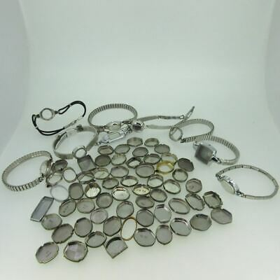 $ CDN51.24 • Buy Lot Of Vintage Stainless Steel And Base Metal Watch Case Backs And Fronts Parts