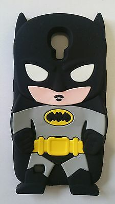 Cover For Mobile Bat Silicone For Samsung Galaxy Mega 6.3 I9200 • 16.56AU