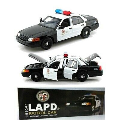 Ford Crown Victoria Los Angeles Police LAPD 1/18 • 58$