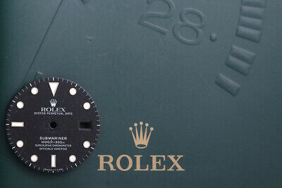 $ CDN631.45 • Buy Rolex Vintage Submariner Tropical Black Dial For 16800 - 168000 FCD9531