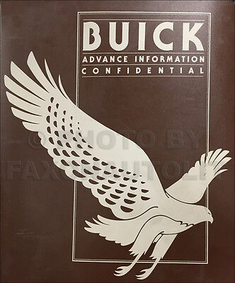 1980 Buick Advance Color And Upholstery Dealer Album Showroom Book All Models • 35.46£