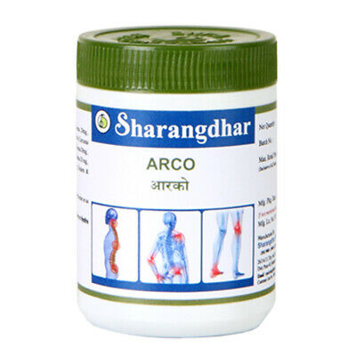Sharangdhar Ayurvedic ARCO The Inflammation Or Swelling Is Reduced Tablet UK • 7.99£