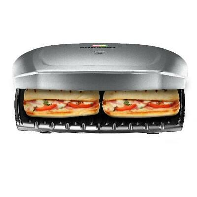 Platinum Commercial 9-Serving Classic Plate Electric Indoor Grill & Panini Press • 44.65£