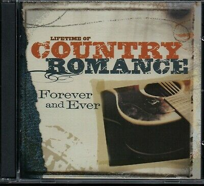 LIFETIME OF COUNTRY ROMANCE - Forever And Ever - 2xCD Album *NEW* *Time Life* • 5.74£