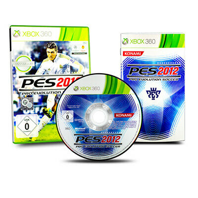 AU5.96 • Buy Xbox 360 Game Pro Evolution Soccer Pes 2012 In Original Packaging With Guide