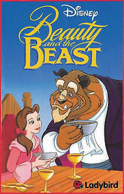 Beauty And The Beast By Ladybird, Good Used Book (Unknown Binding) FREE & FAST D • 1.97£