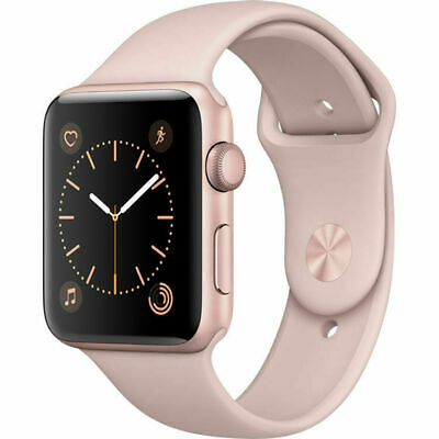 $ CDN210.32 • Buy Apple Watch Series 2 GPS - Rose Gold - 38MM 42MM