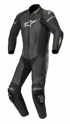 $868.88 • Buy New Alpinestars GP Force Leather 1PC Sports Motorcycle Track Race Suit - Black