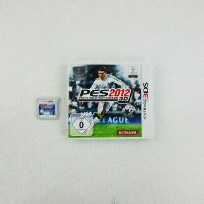 AU10.53 • Buy Nintendo 3DS Game Pro Evolution Soccer 2012 3D Boxed