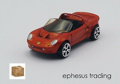 $ CDN11.30 • Buy Matchbox Superfast 1996 Lotus Elise S1 Mk1 1.8l I4 Orange RHD 42 H2341 1/64 MINT