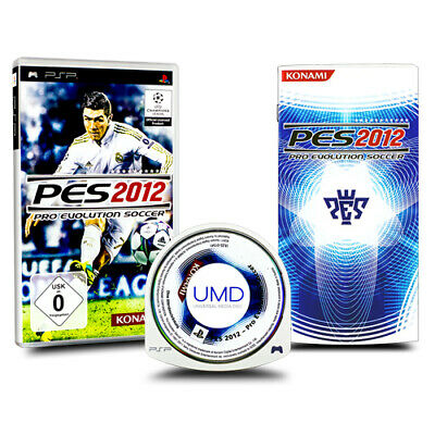 AU6.45 • Buy Psp Game Pes Pro Evolution Soccer 2012
