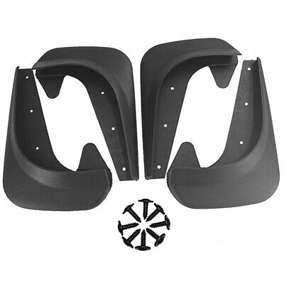 $13.20 • Buy   4x Car Accessories Universal Front Rear Mud Flap Flaps Splash Guard Mudguards