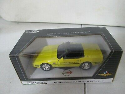 $39.99 • Buy Greenlight 1986 Corvette Indianapolis 500 Pace Car 1/24