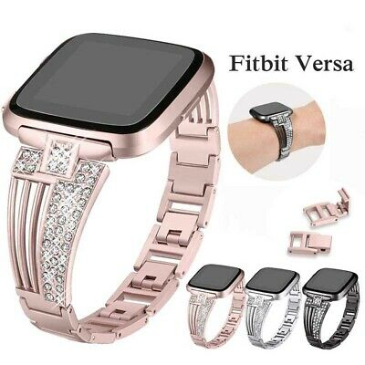 AU15.99 • Buy Apple Watch Series 6 5 4 3 Bling Stainless Steel Bracelet IWatch Band Strap Lady