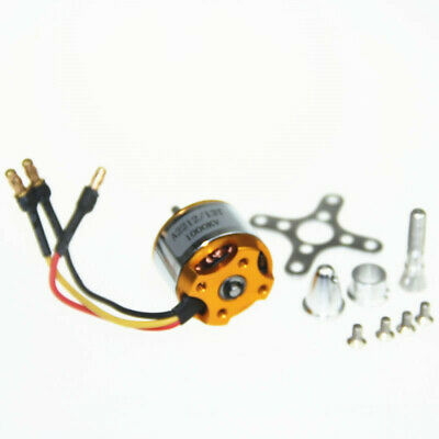A2212 Drone Outrunner Brushless Motor 1000KV For Aircraft Helicopter Quadcopter • 5.58£