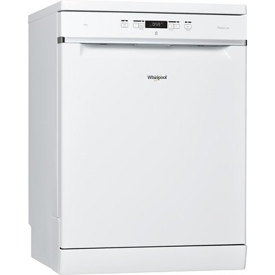 View Details Whirlpool SupremeClean WFC3C24P Dishwasher White A++ Rated • 349.00£