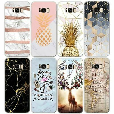 $ CDN11.04 • Buy Pineapple Travel Queen Cover For Samsung Galaxy S7 Edge S8 S9 S10 Plus A8 Note