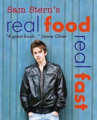 Sam Stern, Real Food, Real Fast, Very Good, Paperback • 2.59£
