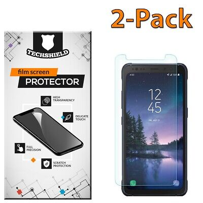 $ CDN2.52 • Buy For Samsung Galaxy S8 Active Screen Protector Film PET Clear Cover [2-PACK]