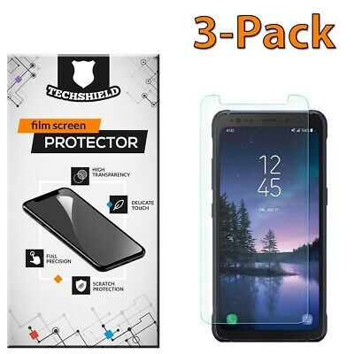$ CDN3.57 • Buy For Samsung Galaxy S8 Active Screen Protector Film PET Clear Cover [3-PACK]