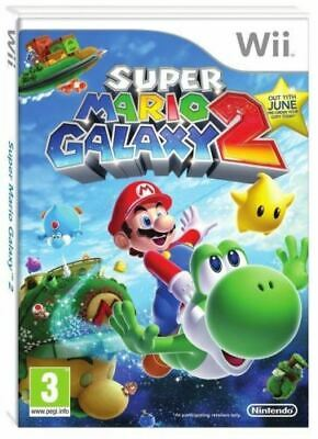 Wii - Super Mario Galaxy 2 - Same Day Dispatched - Boxed - Wii / Wii U • 19.97£