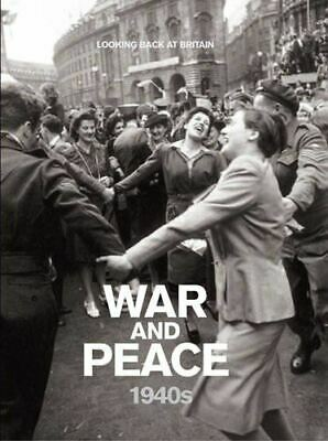 £4 • Buy Readers Digest, War And Peace - 1940s (Looking Back At Britain), Like New, Hardc