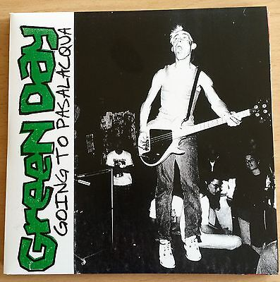 GREEN DAY - Going To Pasalaqua 7  Black Vinyl • 17.95£