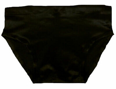 $39.99 • Buy Black Pro Wrestling Trunks WWE MMA NXT ROH NWA Professional Gear
