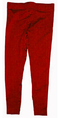 $69.99 • Buy Red Pro Wrestling Long Tights WWE MMA NXT ROH NWA Professional Gear