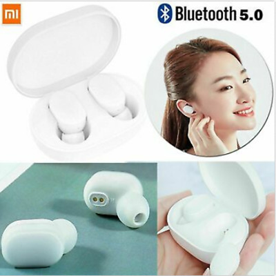 $27.20 • Buy Xiaomi TWS Earphone BT Wireless 3D Stereo Headsets Noise Cancellation Headphone