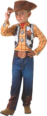 Kids Boys Fancy Dress Party Book Week Day Woody Classic Costume Outfit • 26.49£