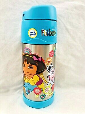 AU12.95 • Buy NEW Thermos FunTainer Drink Bottle - Dora The Explorer (355ml)