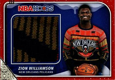 $149.95 • Buy 2019-20 Hoops NBA Basketball Autograph & Relic Singles (Pick Your Cards)