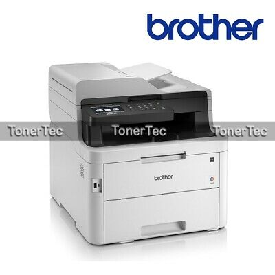 AU527.88 • Buy Brother MFC-L3750CDW Wireless Multifuction Colour Laser Printer+Duplex+ADF *RFB*